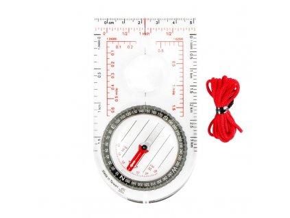Buzola HELIKON Scout Compass Mk2 - Transparent