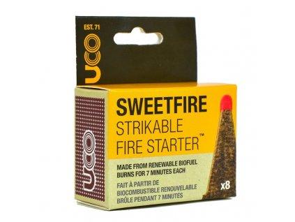 Podpalovač / zápalky UCO SweetFire Strikeable Matches - 8 ks