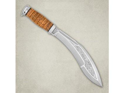 Nůž Zlatoust AiR - Dzhungli Kukri elm