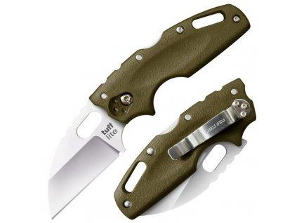 Nůž Cold Steel Tuff Lite Plain Edge - Green