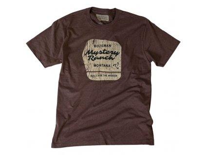 WS21 Wilderness Tee 112671 brown heather 10 BUSHCRAFTshop CZ 001