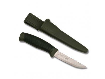 Univerzální nůž s pouzdrem BAHCO 2444-LAP zelený