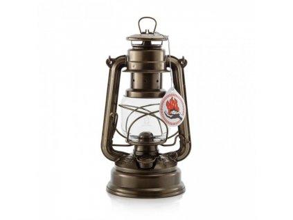 Lampa petrolejová FEUERHAND Baby Special 276 Eternity 25,5 cm BRONZE