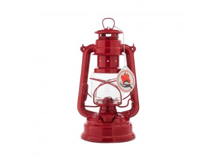 Lampa petrolejová FEUERHAND Baby Special 276 Eternity 25,5 cm RED