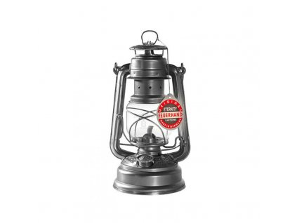 Lampa petrolejová FEUERHAND Baby Special 276 Eternity 25,5 cm ZINK