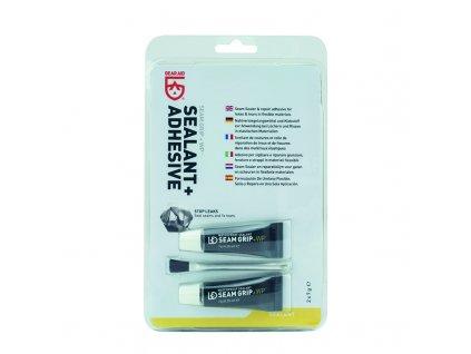 Lepidlo GearAid Seam Grip + WP 2 x 7g