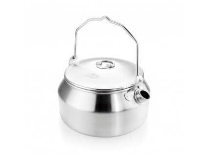 Konvička GSI Outdoors Glacier Stainless Tea Kettle 1 L