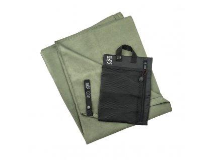 Antibakteriální ručník OUTGO Ultra Compakt - 51 x 102 cm