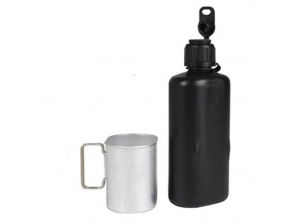 Láhev polní SIGG M84 - 840 ml s pítkem - použitá