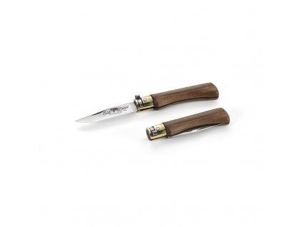 Nůž Old Bear Classical - American Walnut - CARBON 'XS'
