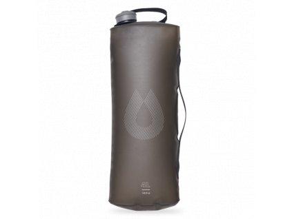 Skládací láhev / vak HydraPak Seeker 4 l - Mammoth Grey - úzký
