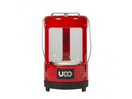 Lucerna na čajové svíčky UCO Mini Candle Lantern - Painted RED