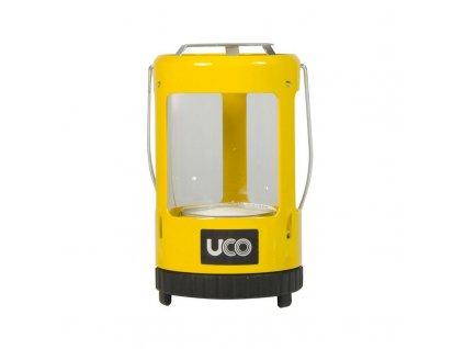 Lucerna na čajové svíčky UCO Mini Candle Lantern - Painted YELLOW