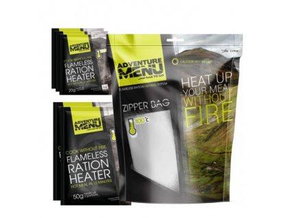 Samoohřev ALL IN (3x20g + 2x50g + zipper bag)