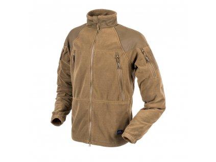 Bunda HELIKON STRATUS® Jacket Heavy Fleece COYOTE