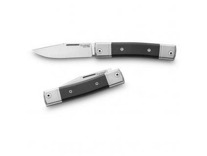 Nůž LionSTEEL bestMAN BM1 Ebony Wood