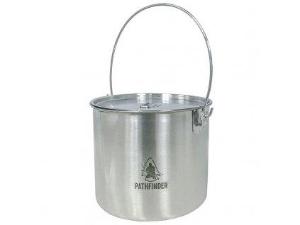 Hrnec s pokličkou PATHFINDER Bush Pot - 3550ml