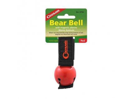Coghlan´s rolnička na medvědy červená