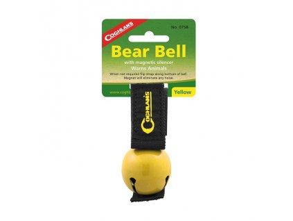 Coghlan´s rolnička na medvědy žlutá