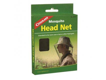 Moskytiéra na ochranu hlavy HEAD NET Coghlan´s