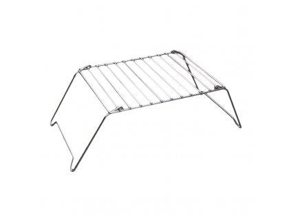 Kempinkový gril BasicNature Folding Gril 29 x 21,5 cm