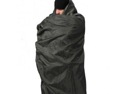 Deka Jungle SNUGPAK Insulated Jungle Travel Blanket - Black