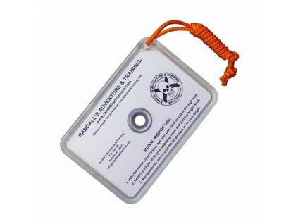 Nouzové signální zrcátko ESEE RAT Signal Mirror