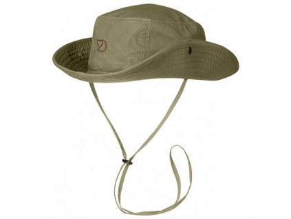 Klobouk FJÄLLRÄVEN Abisko Summer Hat - Cork