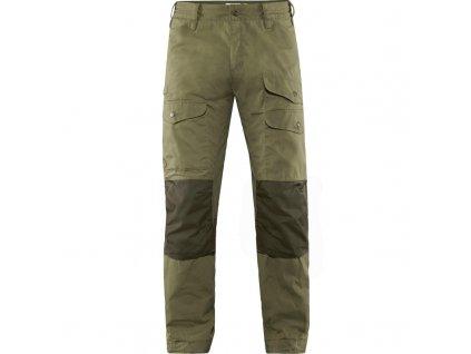 Kalhoty Fjällräven Vidda Pro Ventilated Trousers - Deep Forest/Laurel Green LONG
