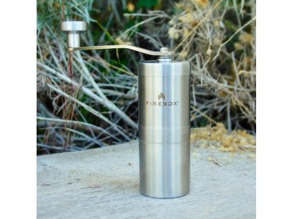 Ruční mlýnek Firebox Coffee Grinder