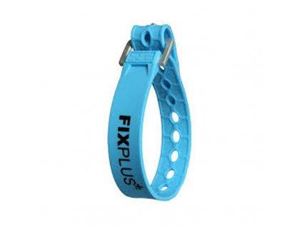 Multifunkční stahovací popruh FIXPLUS+ 35cm BLUE