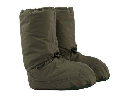 Boty do spacáku Carinthia G-Loft Booties - Olive