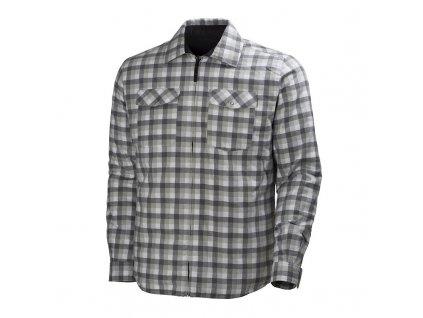 Oboustranná zateplená dřevorubecká košile Helly Hansen VANCOUVER