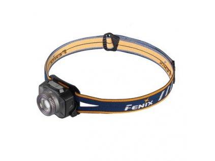 Nabíjecí zaostřovací čelovka Fenix HL40R - šedá