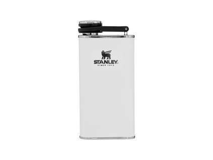 Butylka / placatka STANLEY Classic series 230 ml - polární bílá