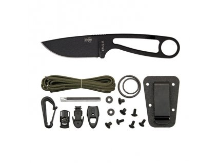 Nůž ESEE IZULA Black Kit
