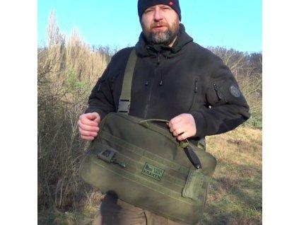 Brašna na zbraň JUBÖ Riffle Case 530