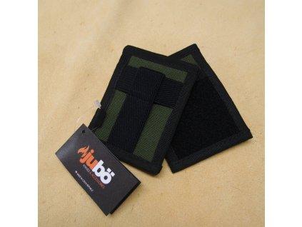 Peněženka JUBÖ Bushcraft EDC Mini Olive