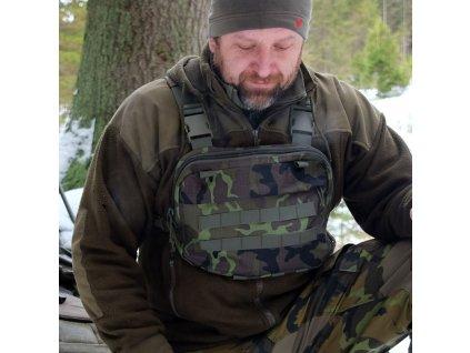 Hrudní brašna JUBÖ Front Bag Survival - vz.95