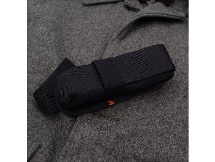 Sumka - pouzdro JUBÖ Bushcraft Micro Pouch - černá