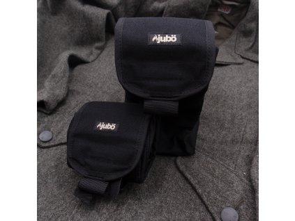 Odhazovací vak JUBÖ Tactical - černý