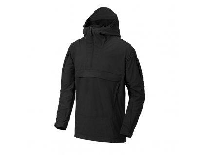 Anorak HELIKON MISTRAL Anorak Jacket - Soft Shell - BLACK