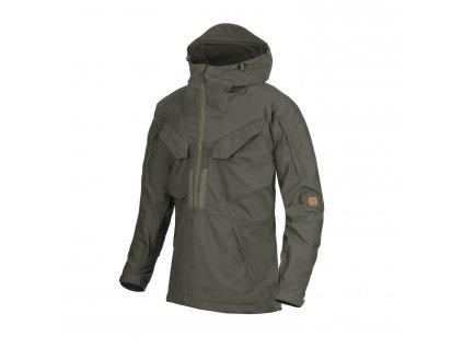 Anorak HELIKON Pilgrim Jacket - TAIGA GREEN