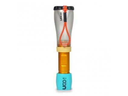 Svítilna a lucerna UCO Leschi LED Lantern - Aqua Gold