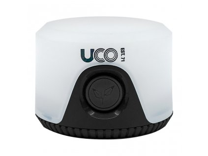 LED lucerna UCO Sprout Mini Lantern + magnetický závěs - BLACK