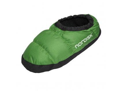 Boty do spacáku NORDISK Mos Down Shoe - Green