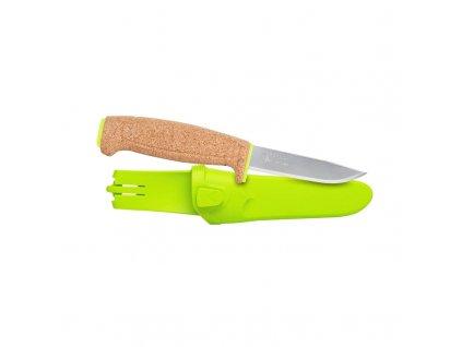 Nůž Morakniv Floating Knife - Lime