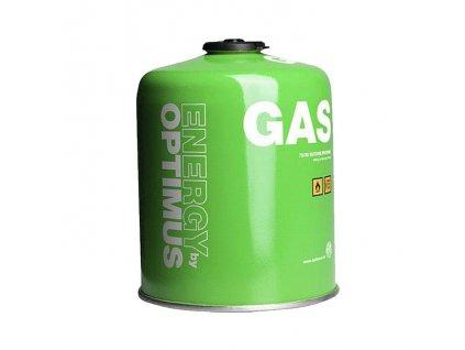 Plynová kartuše Optimus 450 g (propan/butan)