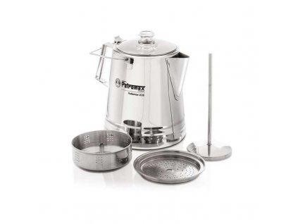 """Konvice - kávovar Petromax Tea and Coffee Percolator """"Perkomax"""" Stainless"""