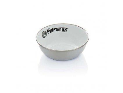 Smaltovaná miska Petromax Enamel Bowls White - 2 ks